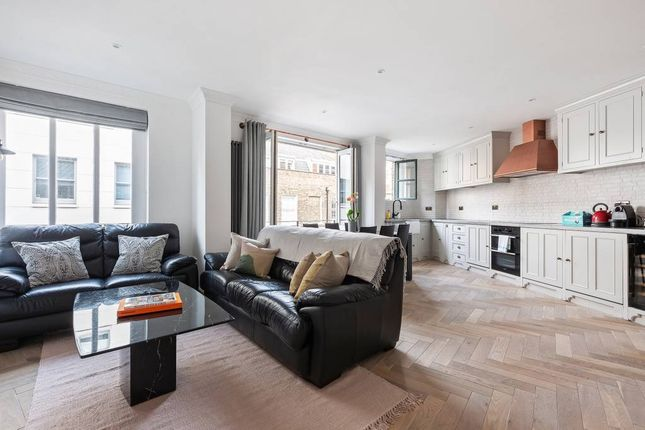 Thumbnail Flat to rent in Parliament Court, London