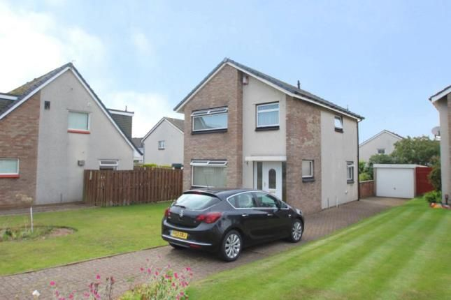 Thumbnail Detached house for sale in Kilmory Place, Troon, South Ayrshire