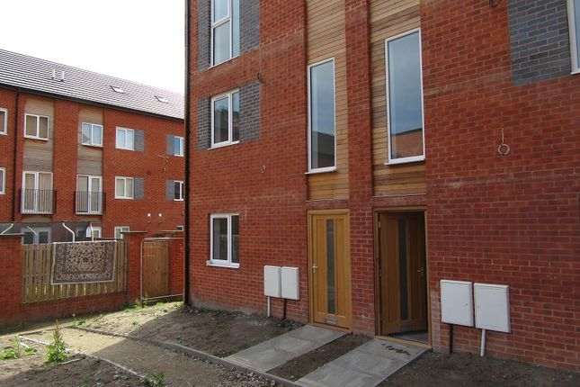 Thumbnail Mews house to rent in The Maltings, Northumberland Road, Old Trafford, Manchester