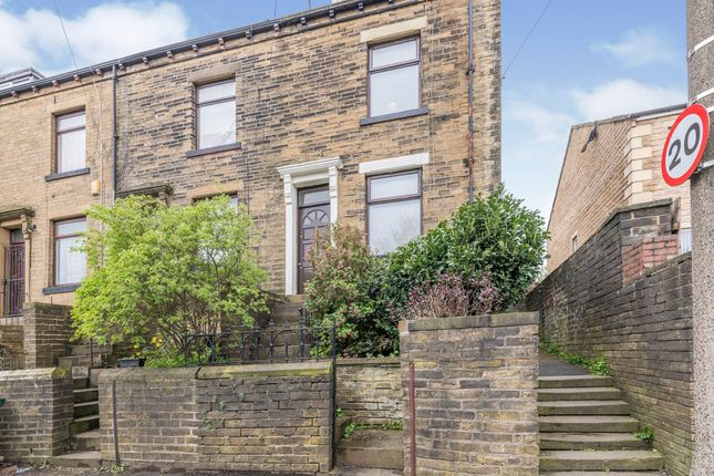 Thumbnail End terrace house for sale in Bartle Lane, Great Horton, Bradford
