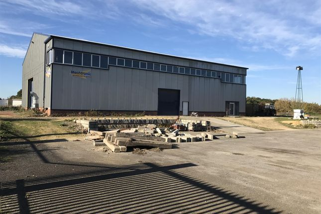 Thumbnail Commercial property for sale in Kirton Lane, Stainforth, Doncaster