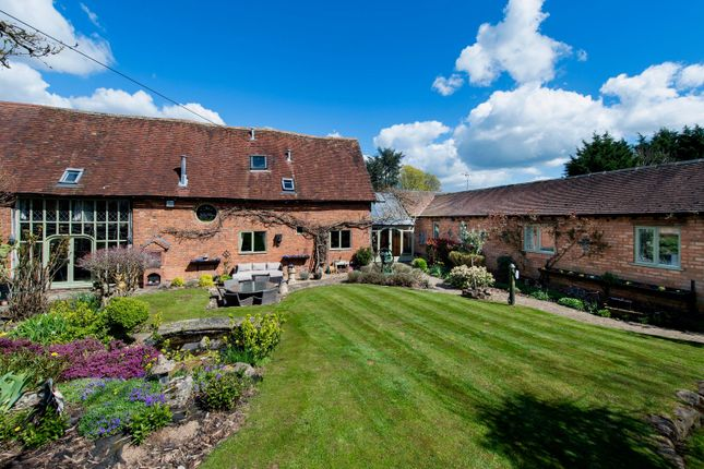 5 bed barn conversion for sale in The Green, Snitterfield, Stratford-Upon-Avon, Warwickshire CV37