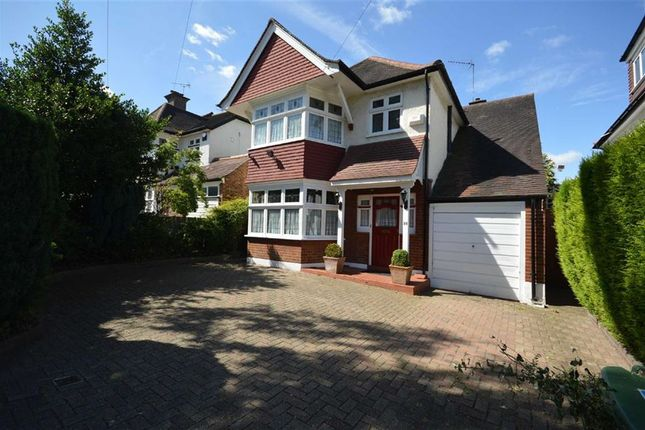 Thumbnail Detached house for sale in Woodcock Hill, Kenton, Middlesex