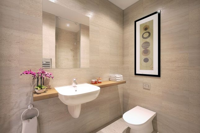 Toilet of 30 Frederick Road, Salford M6