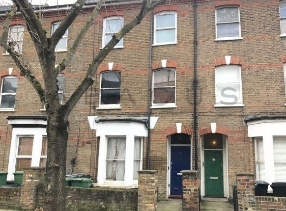 Thumbnail Flat for sale in Loveridge Road, West Hampstead