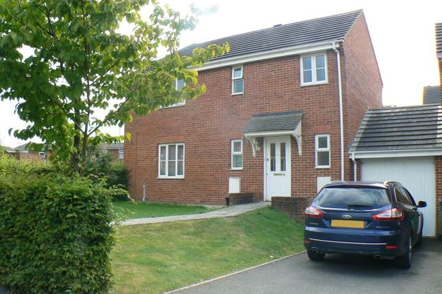 Thumbnail Semi-detached house to rent in Sprats Barn Crescent, Royal Wootton Bassett, Wilts