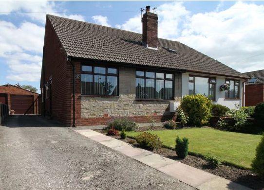 Thumbnail Semi-detached bungalow to rent in Sunderlands Avenue, Hambleton, Poulton-Le-Fylde
