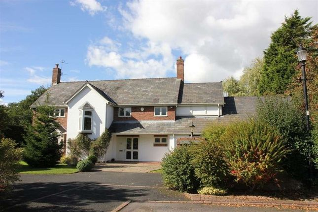 Thumbnail Detached house to rent in Sandlebridge Rise, Alderley Edge