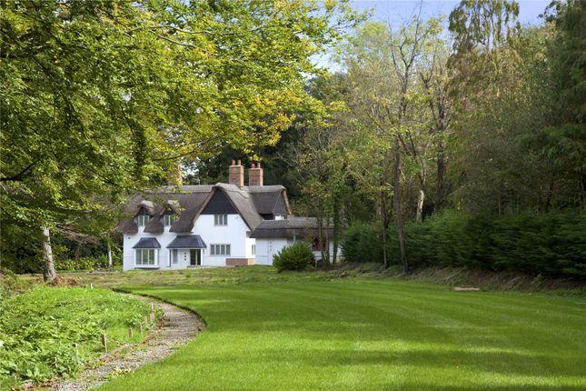 Thumbnail Detached house for sale in Blackhall Lane, Godden Green, Sevenoaks, Kent