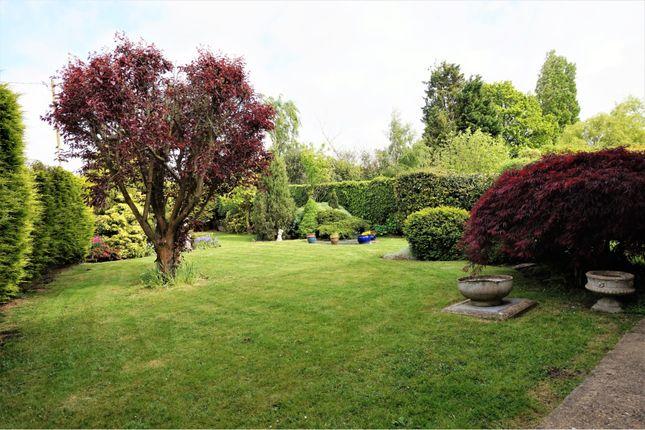 Garden of Shalloak Road, Broad Oak, Canterbury CT2