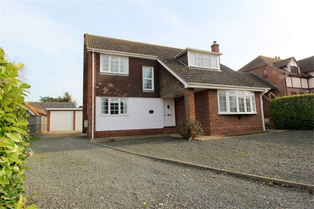 Thumbnail Detached house for sale in Kirby Le Soken, Frinton On Sea, Essex