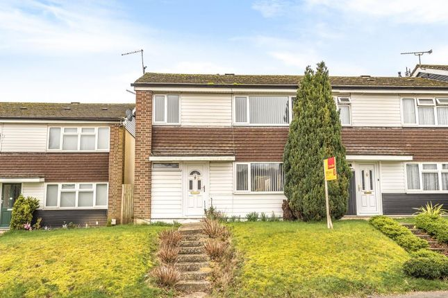 Thumbnail End terrace house for sale in Lambourn, Berkshire