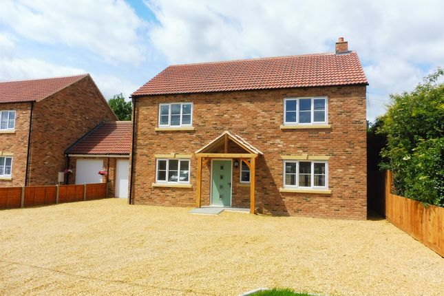 Thumbnail Detached house for sale in Whiteplot Road, Methwold Hythe, Thetford