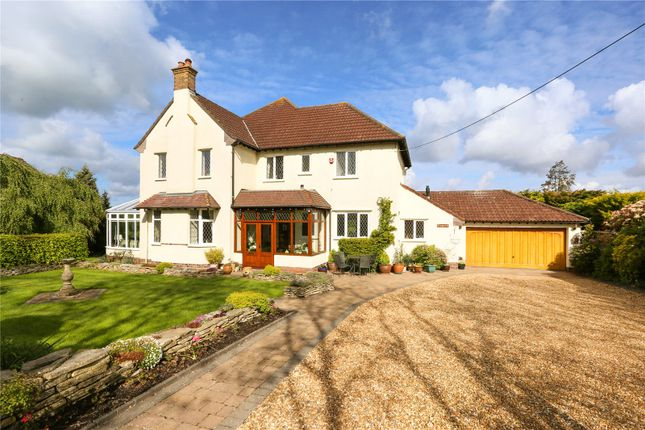 Thumbnail Detached house for sale in Manor Lane, Abbots Leigh, Bristol