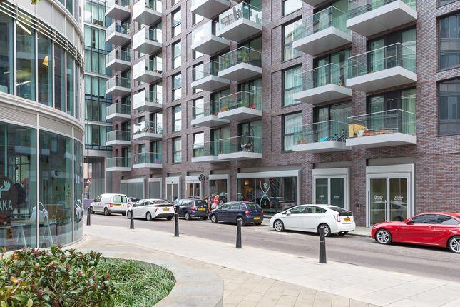 Goodmans Fields of Alie Street, Aldgate E1