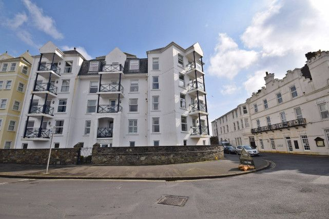 Thumbnail 2 bed flat for sale in Station Road, Port Erin IM96Ag