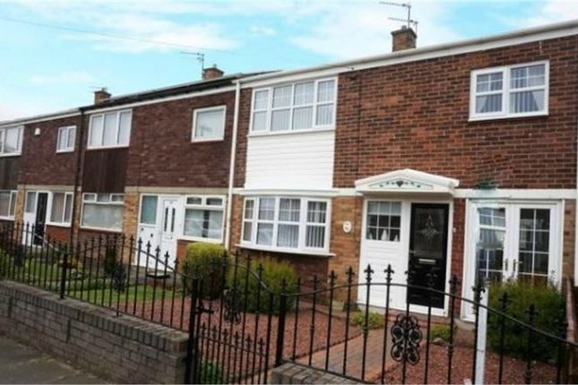 3 bed terraced house to rent in Steward Crescent, Marsden, South Shields, Tyne And Wear
