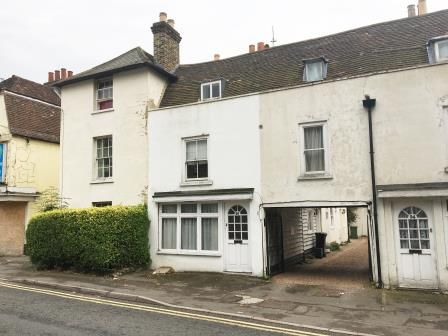 Thumbnail Maisonette for sale in 98 Union Street, Maidstone, Kent