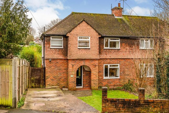 2 bed semi-detached house for sale in Shelvers Way, Tadworth KT20