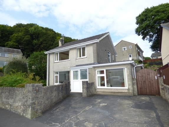 Thumbnail Detached house for sale in Morfa Lodge Estate, Porthmadog, Gwynedd