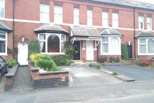 Thumbnail Terraced house to rent in Court Oak Road, Harborne, Birmingham