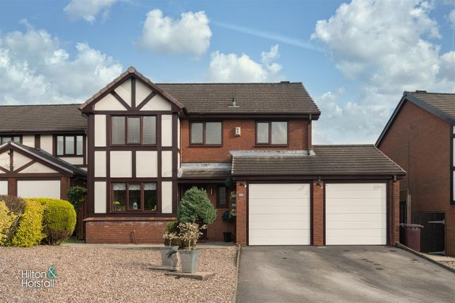 Thumbnail Detached house for sale in Cumbrian Way, Burnley