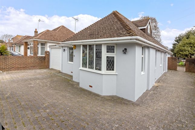 4 bed detached bungalow for sale in Elm Park, Ferring, Worthing BN12