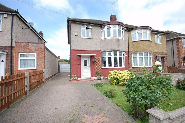 3 bed semi-detached house for sale in Angus Drive, Ruislip Manor, Ruislip HA4