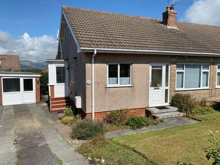 Thumbnail Bungalow for sale in 49 Gerlan, Tywyn