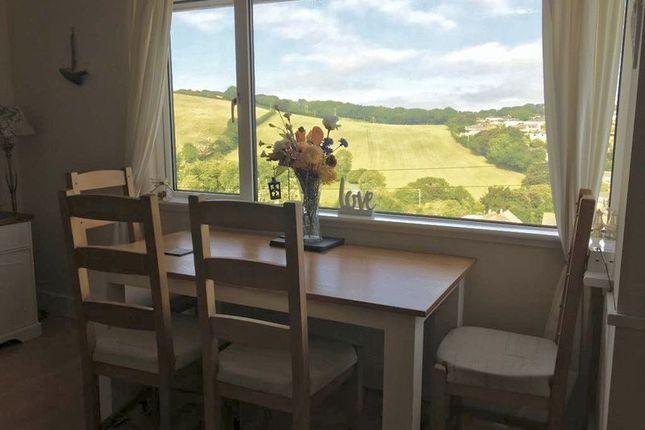Dining Room of Ocean View Crescent, Brixham TQ5