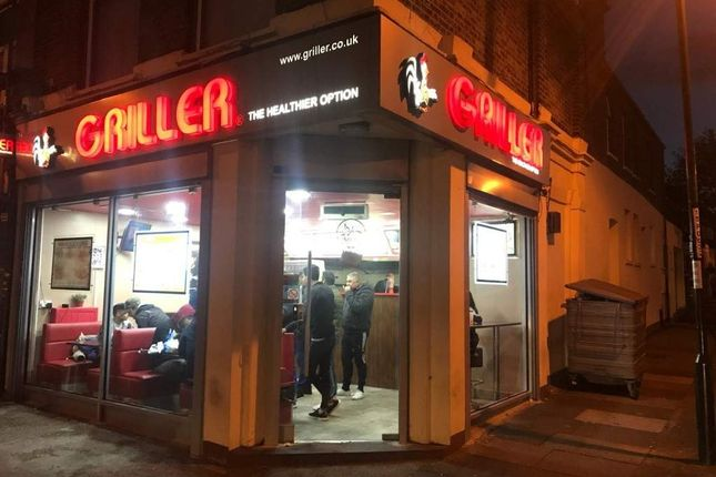 Thumbnail Restaurant/cafe for sale in Conway Road, London