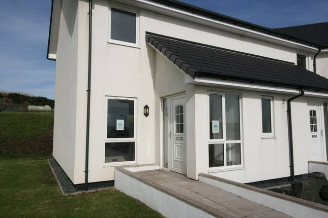 Thumbnail End terrace house for sale in The Fairways, Chalet Road, Portpatrick, Stranraer