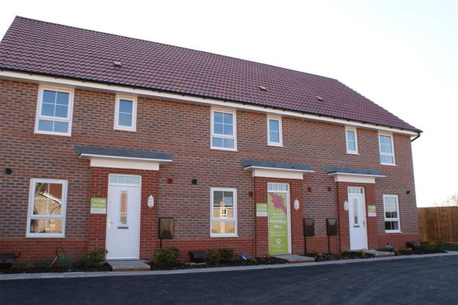 Thumbnail Town house to rent in Aylesbury Way, Forest Town, Mansfield