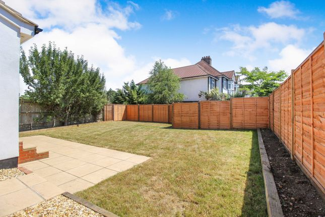 Garden of Esher Road, East Molesey KT8