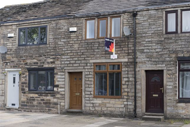 Thumbnail Terraced house to rent in Newhey Road, Newhey, Rochdale, Greater Manchester