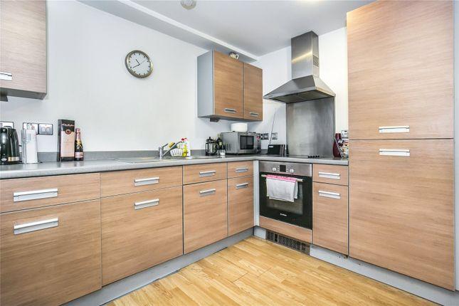 Kitchen of Garway Court, 1 Matilda Gardens, London E3