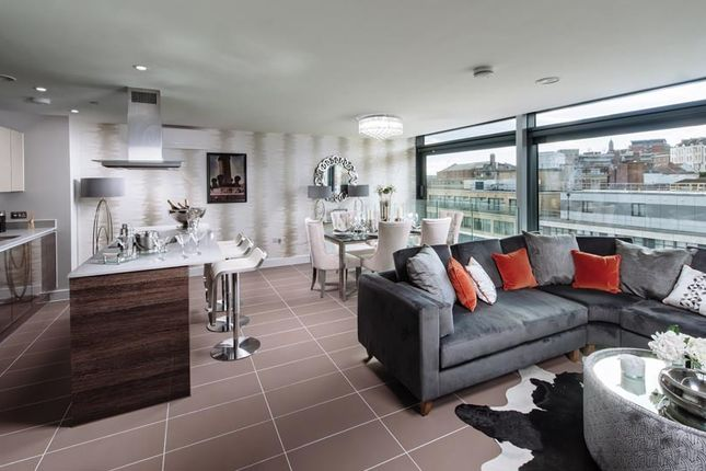 """Thumbnail Flat for sale in """"2 Bed Penthouse Duplex Apt"""" at Colston Avenue, Bristol"""