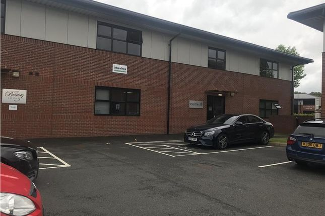 Thumbnail Office to let in High Quality Offices, First Floor Offices, Block B Knights Court, Archers Way, Battlefield Enterprise Park, Shrewsbury
