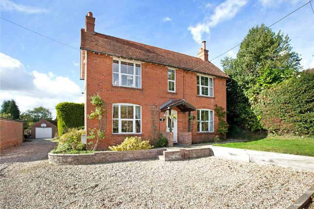 Thumbnail Detached house for sale in Cold Ash Hill, Cold Ash, Thatcham, Berkshire