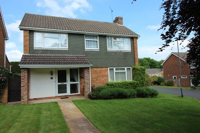 Thumbnail Detached house for sale in Cherry Road, Chipping Sodbury, Bristol