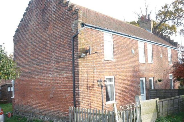 Thumbnail Semi-detached house to rent in Norwich Road, West Caister, Great Yarmouth