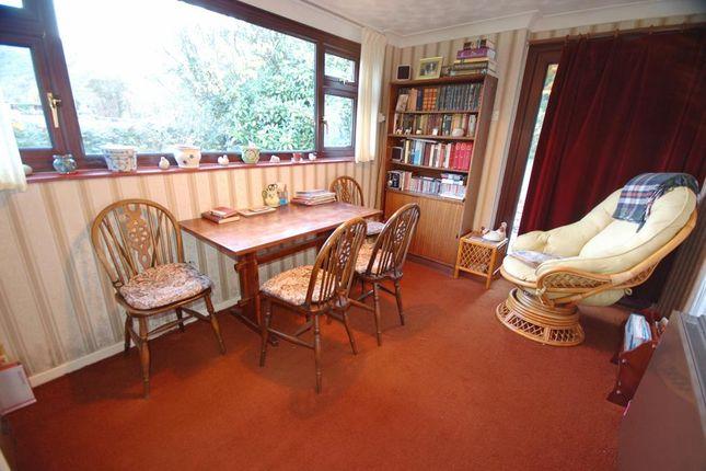 Dining Room of Cwmrheidol, Aberystwyth SY23