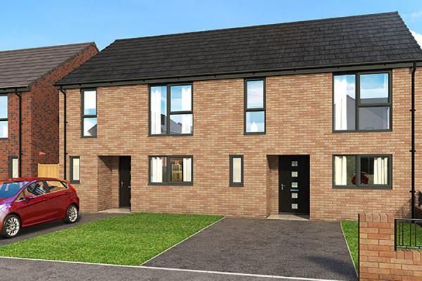 """Thumbnail Property for sale in """"The Leif At The Springs"""" at Campsall Road, Askern, Doncaster"""