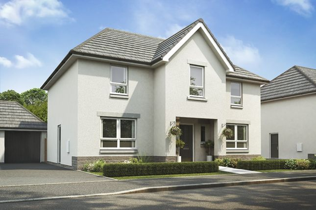 "Thumbnail Detached house for sale in ""Glenbervie"" at East Calder, Livingston"