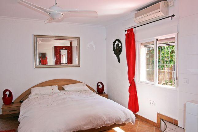 Master Bedroom of Roche, Conil De La Frontera, Cádiz, Andalusia, Spain
