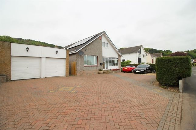 Thumbnail Detached house for sale in Ramsay Crescent, Burntisland, Fife