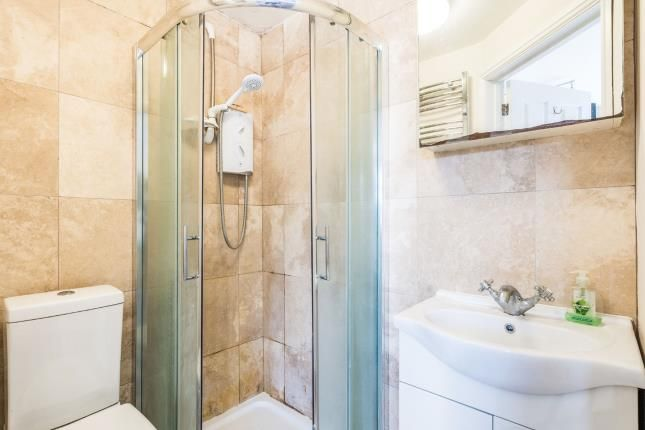 Shower Room of Inner Avenue, Southampton, Hampshire SO14