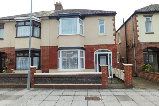 3 bed semi-detached house for sale in Winton Road, Portsmouth