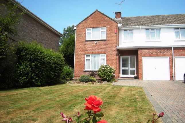 Thumbnail Semi-detached house to rent in Brynderwen Close, Cyncoed, Cardiff