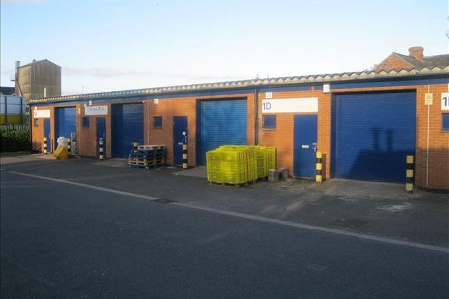 Thumbnail Light industrial to let in Units, Thornton Street Industrial Estate, Thornton Street, Gainsborough, Lincolnshire